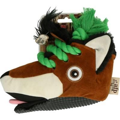 Hunde Pfotenschutz AFP Doggy's Fuchs Schuhe, Maße:18x8x16 cm