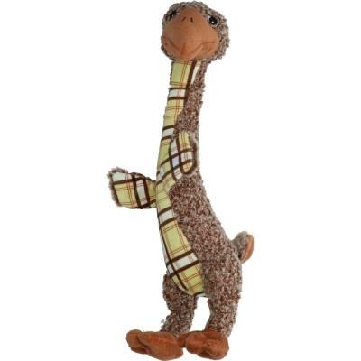 Hundespielzeug Spielzeugtier mit extra langen Körper Größe:46 cm
