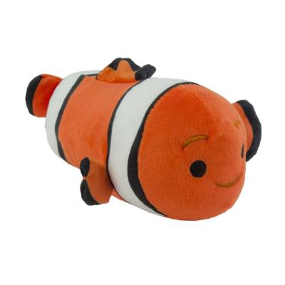 Hunde Kuscheltier Stofftier Disney Tsum Tsum Nemo M, Höhe:90 mm,Länge:250 mm,Breite:90 mm