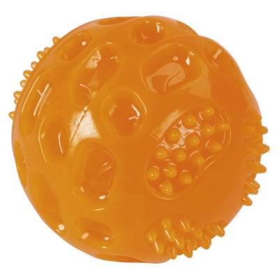 Ball ToyFastic Squeaky orange versch. Größen