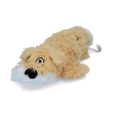Hunde Spielzeug Kong Scrunch Fuch SM, Größe:27 cm
