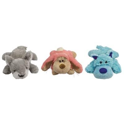 Hunde Spielzeug aus kuschelweichen Plüschstoff Maße:10,80 x 21,59 x 22,86 cm