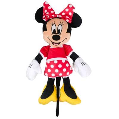 Hunde Kuscheltier Stofftier Disney Minnie Mouse, Breite:6 cm