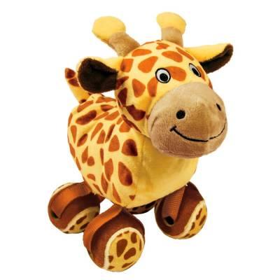 Hundespielzeug Kong Giraffe besonders langer Spielspaß Maße:15,2 x 6,90 mm