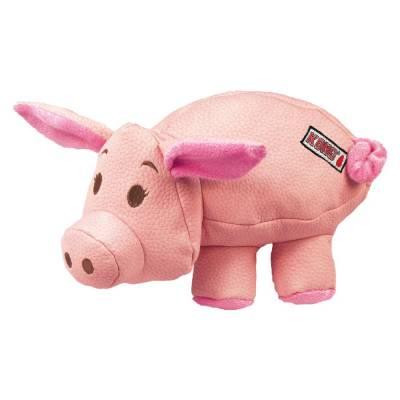 Hundespielzeug Kong Schwein Robuste Materialien großer Spielspaß Modell:Schwein,Größe:14 cm