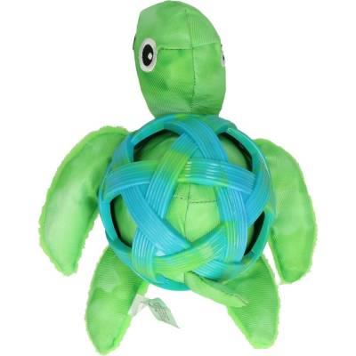 Hundespielzeug Kong Schildkröte Medium,Large, Modell:Schildkröte,Durchmesser:10 cm