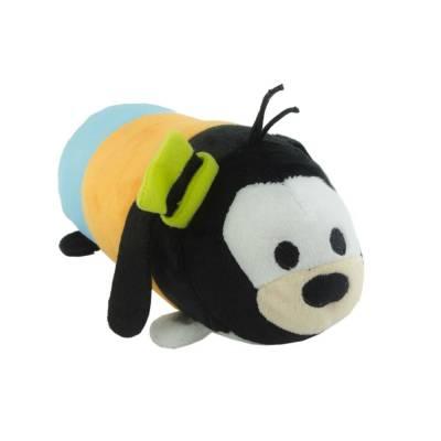 Hunde Kuscheltier Stofftier Disney Tsum Tsum Goofy M, Höhe:90 mm,Länge:250 mm,Breite:90 mm