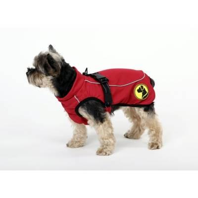 Hunde Mantel Anti Insekten 3XS 25cm Rückenlänge