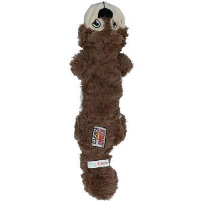 Hunde Spielzeug Kong Scrunch Eichhörnchen M, Größe:390 mm