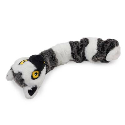 Hunde Kuscheltier Stofftier AFP Stretchy Dehnbarer Schwanz Lemur, Maße:40 cm x 10 cm