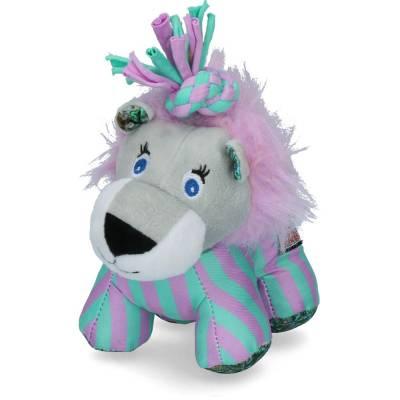 Hunde Spielzeug Kong Knots Löwe SM,Maße:21 x 14 cm