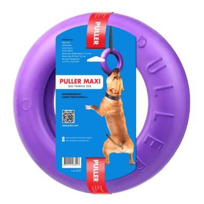 PULLER Trainingsring für Hunde Lockvogel Wurfring