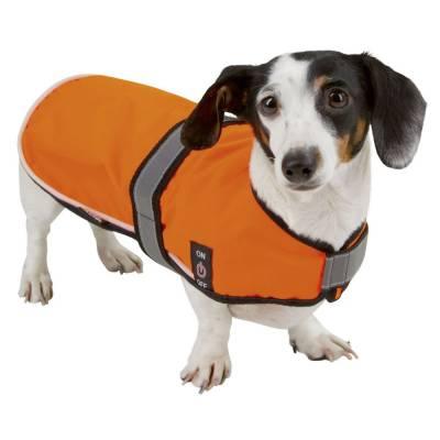 Sicherheitsweste Maxi Safe orange versch. Größen