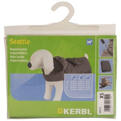 Regenmantel Seattle grau versch. Größen