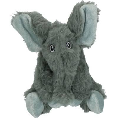 Hundespielzeug Kong Elefant unwiederstehlich und niedlich Maße:90 mm x 120 mm x190 mm
