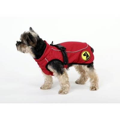 Hunde Mantel Anti Insekten M 50cm Rückenlänge