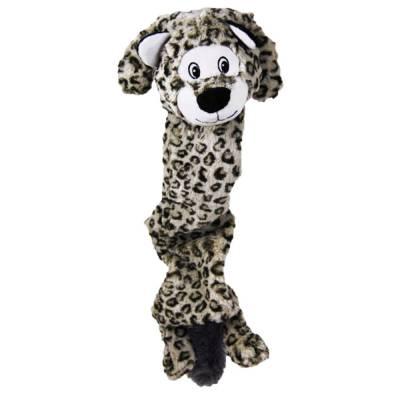 Hundespielzeug Kong Leopard besonders hoher Spielspaß Modell: Leopard,Größe:70 cm