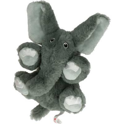 Hunde Spielzeug Kong Elefant Süßes kuscheliges Spielzeugtier Maße:24 x 20 x 150 mm