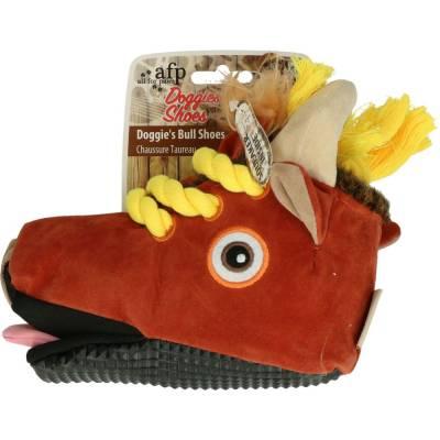Hunde Pfotenschutz AFP Doggy's Bullen Schuhe, Maße:18x8x16 cm