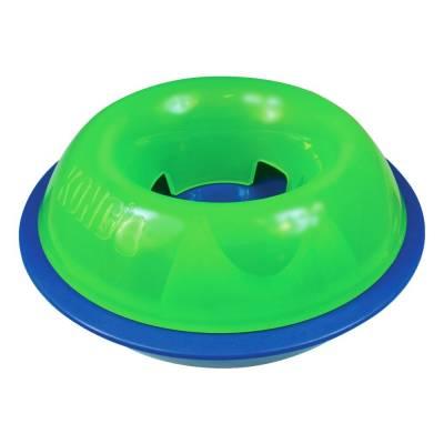 Hunde Spielzeug Kong Tiltz S, Durchmesser:15 cm