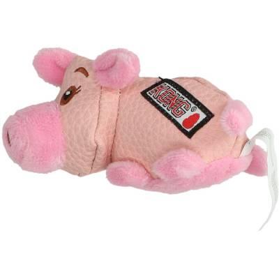 Hundespielzeug Kong Schwein extrem Robust und großen Spielspaß Modell:Schwein,Größe:14 cm
