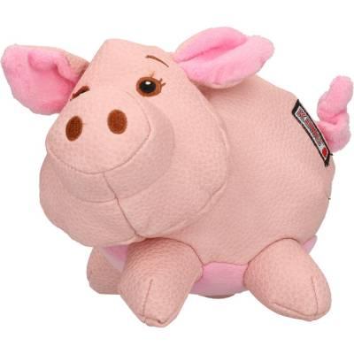 Hundespielzeug Kong Schwein Robuste Materialien großer Spielspaß Größe:250 mm
