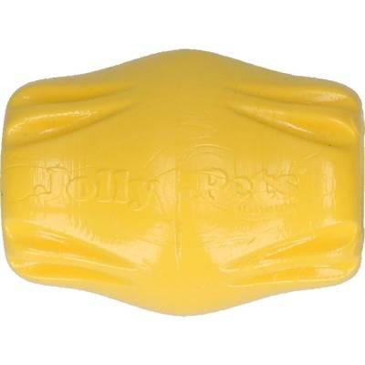 Hunde Spielzeug Jolly Flex-n-Chew Bobble Gelb S, Länge:7 cm