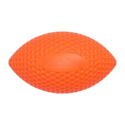 PitchDog Wurfball 90 mm Orange Oval