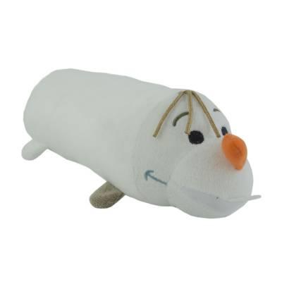Hunde Kuscheltier Stofftier Disney Tsum Tsum Olaf M, Höhe:90 mm,Länge:250 mm,Breite:90 mm