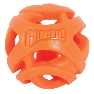 Hunde Spielzeug Ball Chuckit Breathe Fetch Rechts Kugel M, Durchmesser:6 cm
