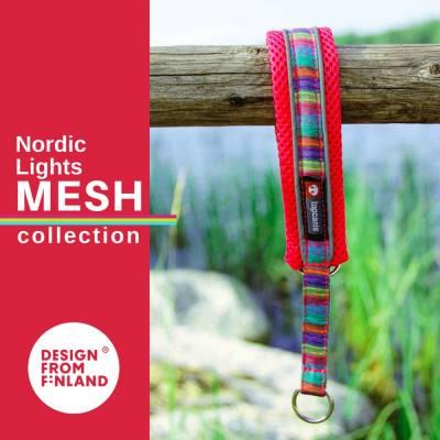 Hundehalsband 40-50 cm Halsband bunt