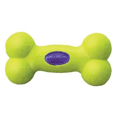 Hunde Spielzeug Kong Air Knochen, Größe:23,50 cm x 11,43 cm