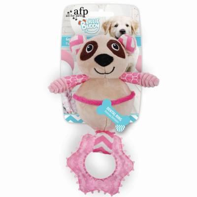 Hunde Kuscheltier Stofftier AFP Kleiner Freund Goofy Panda, Model:Panda,Breite:160 mm