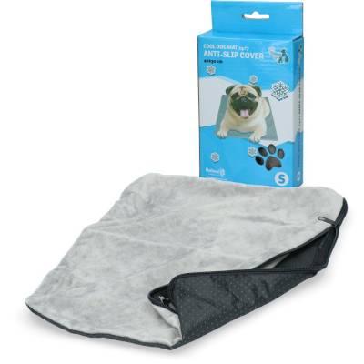 Hunde Matte CoolPets Anti-Rutsch-Abdeckung S, Maße:40 x 30 cm