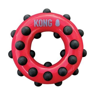 Hundespielzeug großer Kauspaß und Spielspaß incl. Pieper im Inneren Durchmesser:16 cm