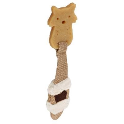 Hunde Spielzeug AFP Wild and Nature Rawber Waschbär, Maße:23 x 6 x 10 mm