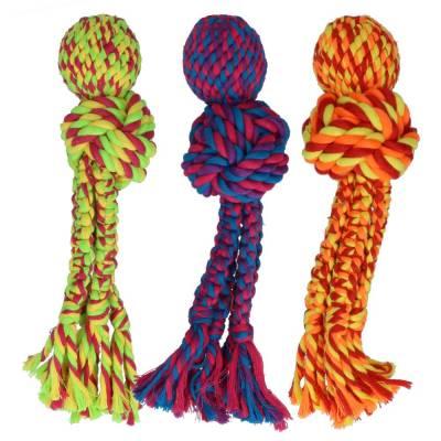 Spielzeugseil leicht zu werfen S, Material:Natürliche Baumwolle,Größe:250 mm