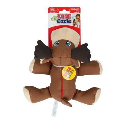 Hunde Spielzeug aus kuschelweichen Plüschstoff Modell:Elch,Maße:110 mm x 220 mmx 28,5 cm