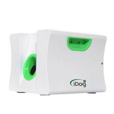 Hunde Spielzeug Ball iDog Mini Automatischer Ballwerfer, Höhe:200 mm,Länge:220 mm,Breite:210 mm