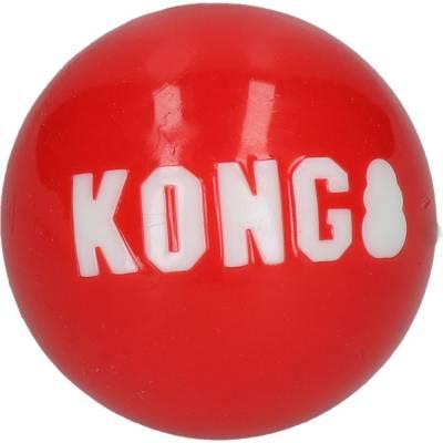 Hundespielzeug Ball Kong extrem Robust extra Sprungkraft Länge:26 cm