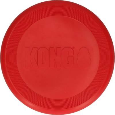 Hunde Spielzeug Kong Flyer Frisbee L, Durchmesser:22.5 cm
