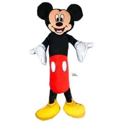 Hunde Kuscheltier Stofftier Disney Mickey Mouse, Breite:7 cm
