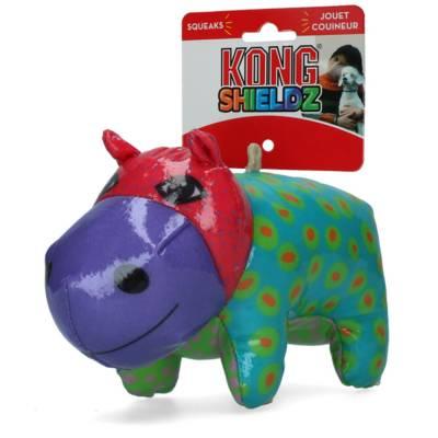 Hundespielzeug Kong Hippo hoher Spielspaß Modell:Nilpferd,Größe:200 mm