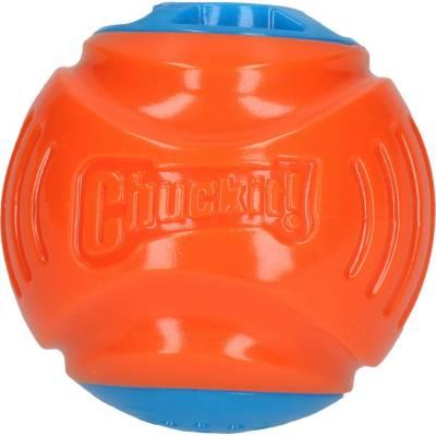 Hunde Spielzeug Ball Chuckit Locator Ton-Kugel M, durchmesser:6,4 cm