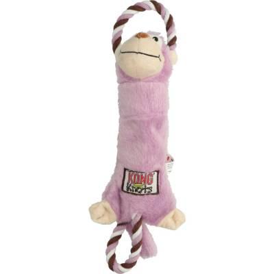 Hunde Spielzeug Kong Affe S, Maße:33 x 12 x 80 mm