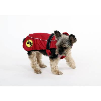 Hunde Mantel Anti Insekten XXS 30cm Rückenlänge