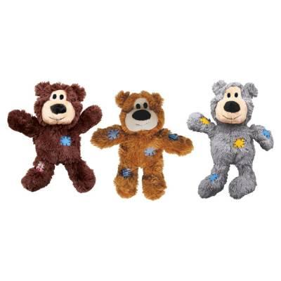 Hunde Spielzeug Kong WildKnots Bären ML, Maße:25,40 cm