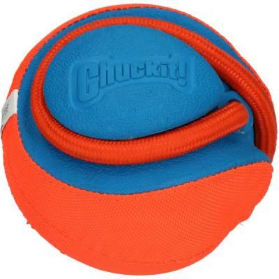 Hunde Spielzeug Ball Chuckit Rope Fetch, Breite:140 mm