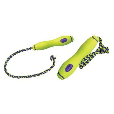 Hunde Spielzeug Kong Air Fetch Stick-L mit Seil, Länge:810 mm