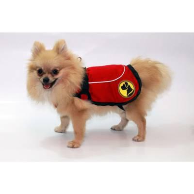 Hunde Mantel Anti Insekten 4XS 20cm Rückenlänge